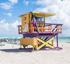 Bezienswaardigheden Miami, The Sunnty State