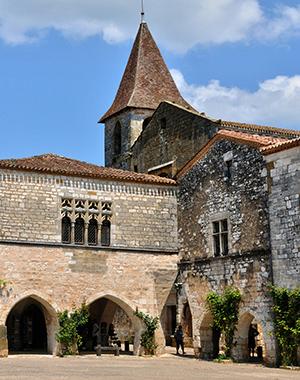 Dordogne met het hele gezin: Monpazier