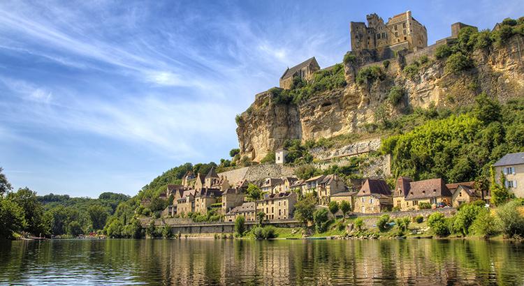 Dordogne met het hele gezin