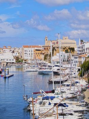 Familievriendelijk Menorca, Ciutadella