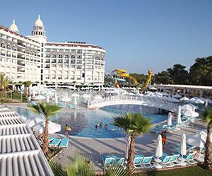 Goedkope vakantie Turkije: Diamond Premium & Spa