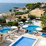 Actief Mallorca: Hotel HSM President, Alcudia (Mallorca)