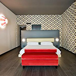 Italiaanse vakantiebestemmingen: Rome, Worldhotel Ripa Roma