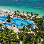 All inclusive Mexico: Hotel Riu Caribe, Cancún