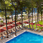 Familievakantie in Turkije: Sentido Orka Lotus Beach, Marmaris