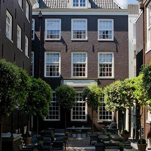 Weekendje Amsterdam, The Dylan Hotel Amsterdam