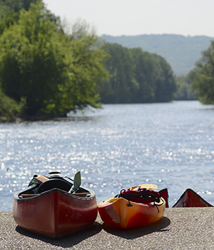 Dordogne met het hele gezin: kanoën