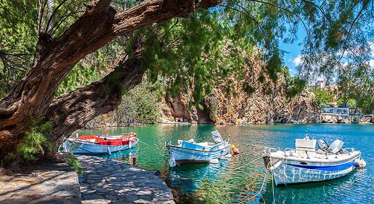 Mooiste Griekse vakantiebestemmingen
