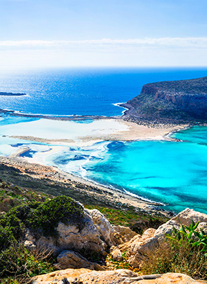 Mooiste stranden Griekenland: Kreta