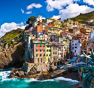 Mooiste vakantiebestemmingen voor een huwelijksaanzoek: Cinque Terre