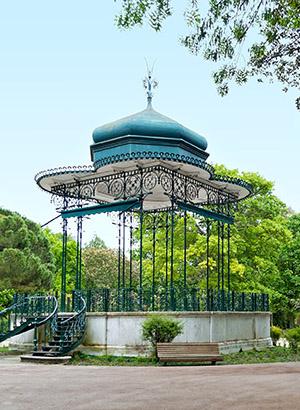 Doen in Lissabon - Jardim da Estrela