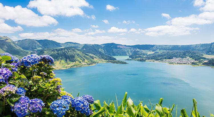 Parels van de Azoren