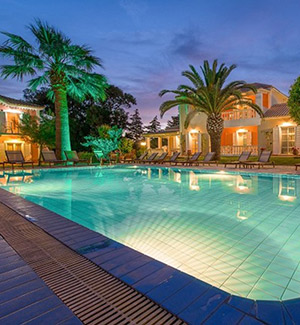 Redenen zonvakantie Zakynthos, luxe hotels