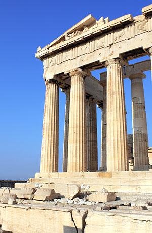 Stedentrip Athene: Akropolis