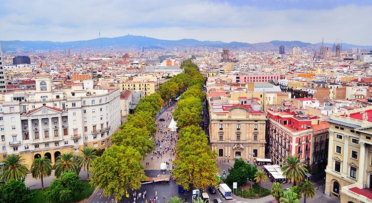 Stedentrip Barcelona winnen