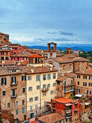 Umbrië: het groene hart van Italië