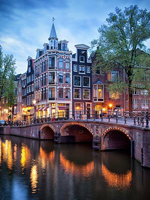 Weekendje Amsterdam : grachten