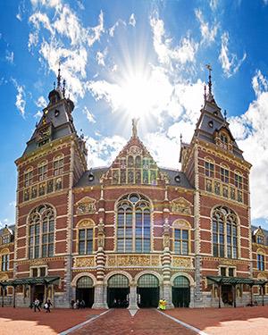 Weekendje Amsterdam, Rijksmuseum