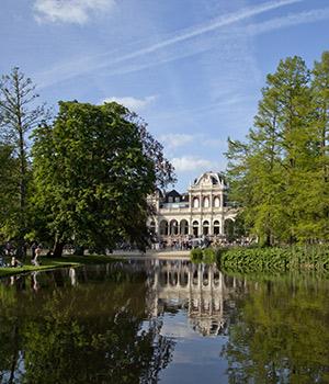 Weekendje Amsterdam, Vondelpark