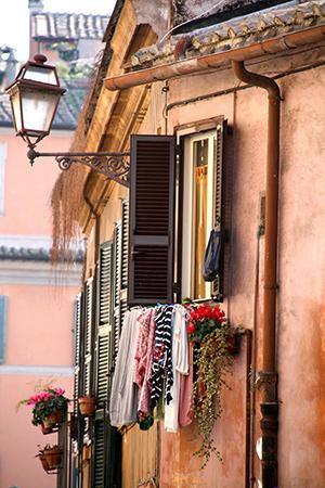 Wijken Rome, Trastevere