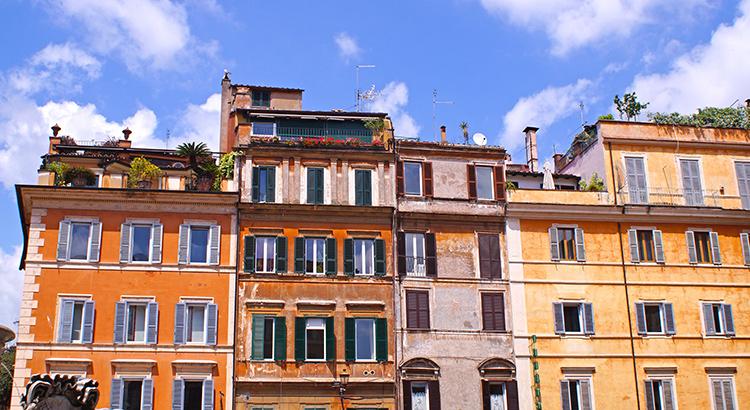 Wijken Rome