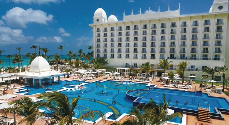 All inclusive Aruba: Hotel Riu Palace Aruba