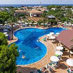 Spaanse eilanden, Balearen: Hotel Zafiro Menorca