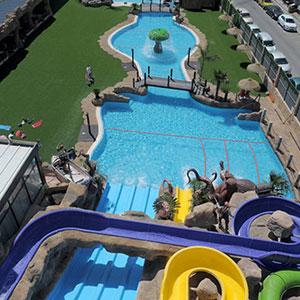 Zonvakantie Costa Brava, Hotel Evenia Olympic Palace
