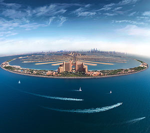 Aquaventure Waterpark Dubai - Atlantis The Palm