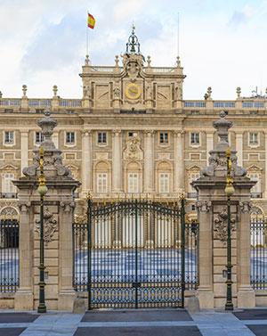 Bezienswaardigheden Madrid: Palacio Real