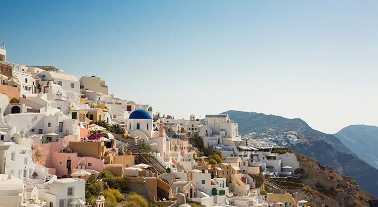 Doen op Santorini