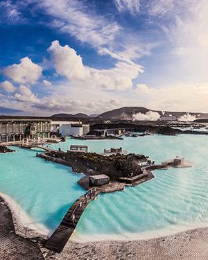 Golden Circle IJsland, Blue Lagoon