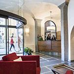 Zomerse vakantiebestemmingen voor cultuurliefhebbers: Hotel Degli Orafi, Florence