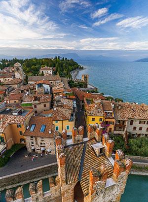 Italiaanse vakantiebestellingen: Sirmione
