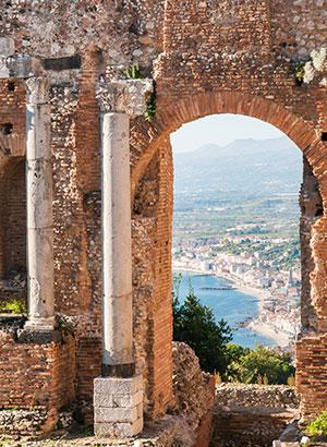 italiaanse vakantiebestemmingen: Taormina