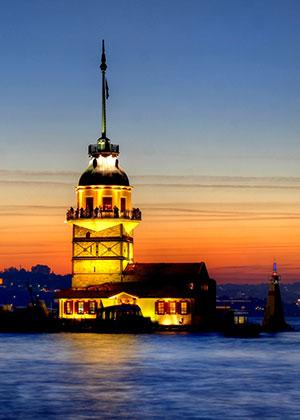 Meest gefotografeerde plekken: Kiz Kulesi