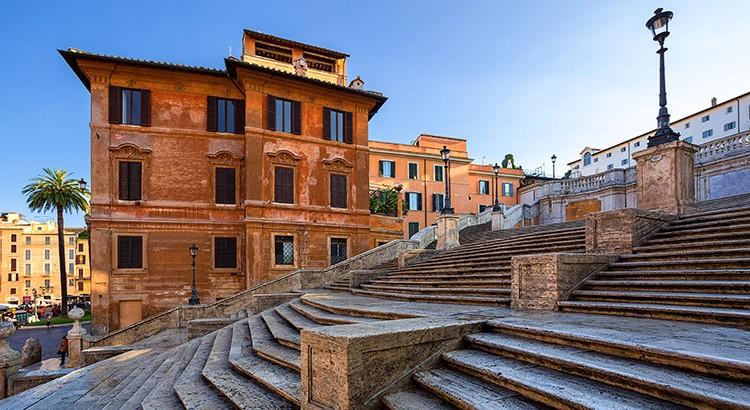 Meest gefotografeerde trappen ter wereld