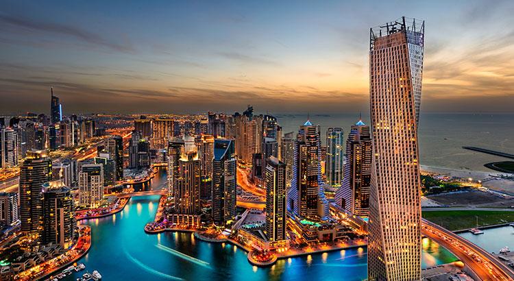 Record breken Dubai