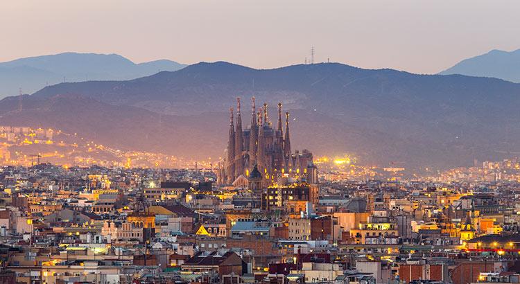 Sagrada Familía Barcelona