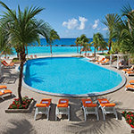 All inclusive Curaçao: Sunscape Curacao Resort, Spa & Casino, Mambo Beach