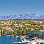Zadar, de beste Europese bestemming van 2016