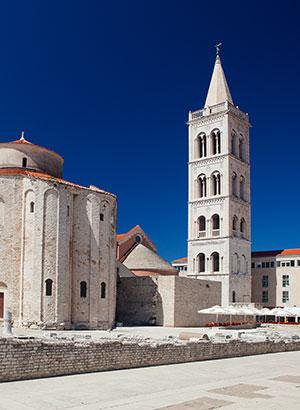 Zadar cultuur