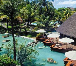 Luxe hotels mauritius: Beachcomber Le Canonnier