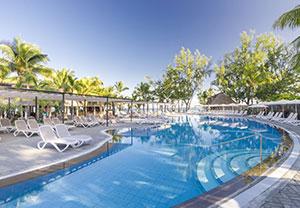 Mooiste badplaatsen Mauritius: Riu Le Morne