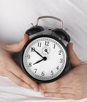 Een jetlag voorkomen: biologische klok