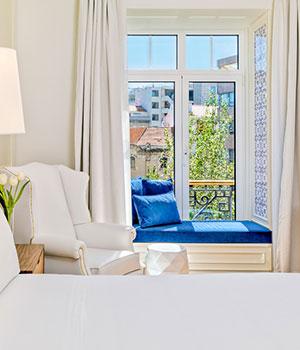 Favoriete hotels in Lissabon