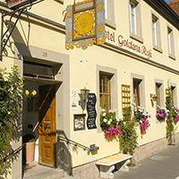 Hoogtepunten Duitsland: Boutiquehotel Goldene Rose