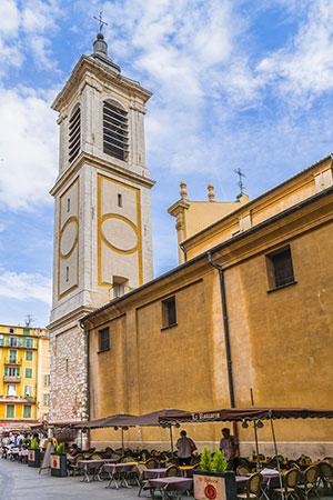 Nice een veelzijdige franse badplaats d vakantiediscounter - Verblijf kathedraal ...
