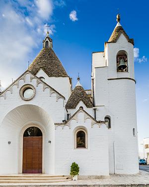 Kerk Trulli, Alberobello