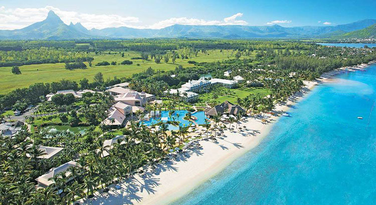 Luxe hotels Mauritius